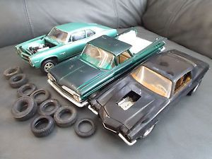 1959 Chevy El Camino 1972 Camaro Pontiac Ventura Car Model Lot 4 Parts Repair