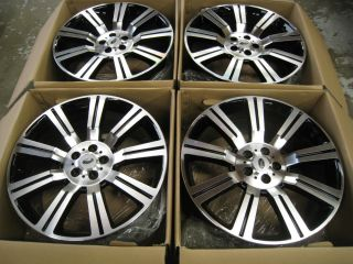 """20"""" Range Rover HSE Sport Stormer Wheels Supercharged Land Rover 19 20 22"""