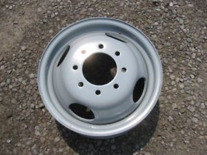 "Chevy GMC Dually Wheel or Box Truck 16"" Steel Dual Wheel"