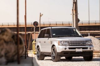 """22"""" Range Rover HSE Supercharged Rohana RC5 Machined Concave Wheels Rims"""