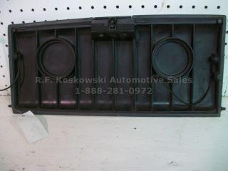 Chevy GMC Pickup Truck Interior Dash Glove Box Door Assembly Medium Gray