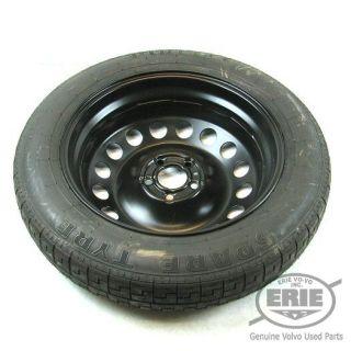 Volvo Pirelli 135x90 R17 Spare Wheel Tire Combo for XC70 08 11