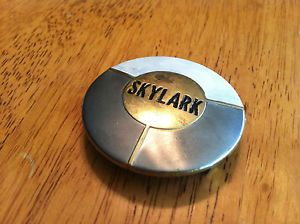1954 Buick Skylark Wheel Center Spinner Cap Emblem Wire Wheel Kelsey Hayes