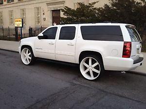 """Chevy Tahoe Silverado 28"""" Rims Wheels"""