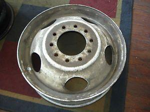 GMC Chevy Truck motorhome 10 Lug Dually 19 5x6 Steel Wheel Rim