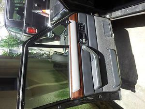 Jeep Cherokee Country Door Panel LH Driver Front Doorpanel Parts