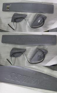 Spec GT Rear Trunk Wing Spoiler Unpainted Fit Kia Forte Koup 2010 2011 2012