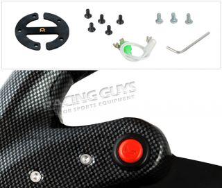 Pilot Euro Style Carbon Fiber Steering Wheel BMW Audi Volkswagen VW Saab