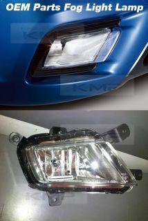 Genuine Parts Fog Light Lamp Cover for Kia 2010 2011 2012 Rio Pride
