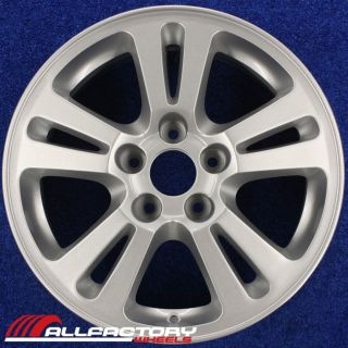 "Saab 9 3 16"" 2005 2006 2007 2008 2009 Factory Rim Wheel Alu 57 68237"