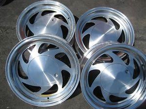 "15"" American Racing AR214 Wheels Rims Set 5x127 Rims Chevrolet GM Trucks Vans"