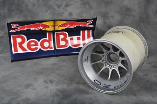 F1 Rear Wheel Mark Webber RB6 2010 Red Bull Racing Renault F1 No 268 RL F1 247