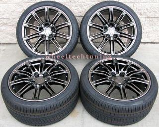 """21"""" Porsche Cayenne Sport Edition Style Wheels Rims Tires Gunmetal"""