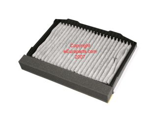 New Bosch Cabin Air Filter Activated Charcoal C3726 Saab OE 12758727
