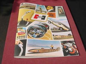 Hurst Reproduction 1968 Catalog Pontiac GTO Judge Olds 442 Wheels Hot Rat Rod GM