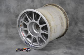 F1 Front Wheel SEB Vettel RB6 2010 Red Bull Racing Renault F1 No 344 Fr F1 247