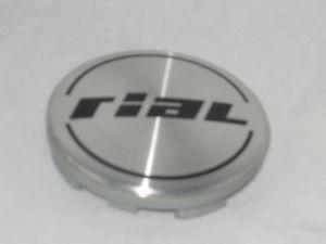 Used Rial Wheels Rim Center Cap 5036 N16 N19 2 Wheel Made in Gemany