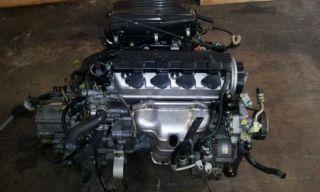 01 05 Honda Civic 1 7L SOHC vtec Engine Auto Transmission JDM D17A Slxa