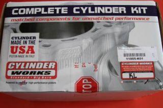 450R Big Bore Cylinder Honda TRX 450ER Cylinder Piston Kit 450R Cylinder Kit