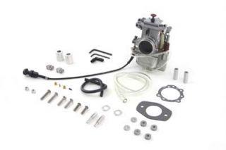 Edelbrock 42mm Spigot Mount Carburetor Kit for Harley Davidson