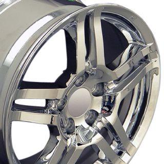 17x8 TL Chrome Wheels Rims Fit Acura CL TSX MDX