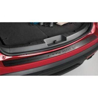 2011 2012 2013 Explorer Genuine Ford Parts Black Rear Bumper Protector