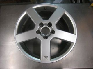 "04 07 Volvo S60 V70 R 18"" Factory Wheel Rim Pegasus Very Clean"