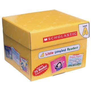 Scholastic Little Leveled Readers Box Set Level A