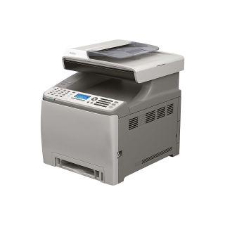 Ricoh Aficio SP C240SF Laser Multifunction Printer Color Plain Paper Print Desktop