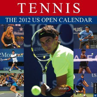 Tennis: The 2012 US Open Calendar: 2012 Wall Calendar: United States Tennis Association: Englische Bücher
