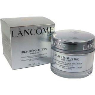Lancome High Resolution Refill 3x   Crema antiarrugas con FPS 15 Facial Treatments