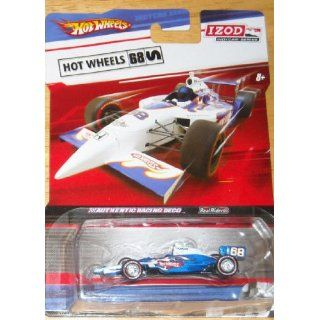 Hot Wheels Black Orange IZOD IndyCar Series Real Riders DANICA PATRICK #7   Boost Mobile, Go Daddy: Toys & Games