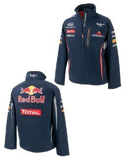 RED BULL RACING Teamline Soft Shell Mens Official Jacket   X Large XL Automotive