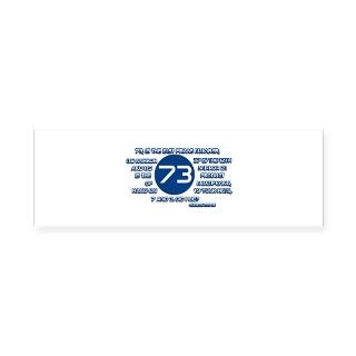 73 Prime Number Sheldon Cooper Return Address Labe by MagicGardenDesigns