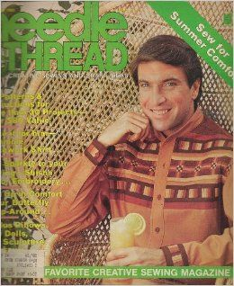 Needle & Thread Magazine, May/June 1983 (Creative Sewing and Craft Ideas, Volume 3, Number 3): Margaret Dittman: Books
