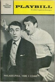 Playbill, The Plymouth Theatre: Philadelphia, Here I Come, Volume 3, October 1966, Number 10 (Donal Donnelly, Patrick Bedford, Eamon Kelly, Mairin D. O'Sullivan, Lanna Saunders, Mavis Villiers): Joan Alleman Rubin, Irving Drutman, Mary Anne Guitar, Mic