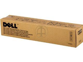 Dell 5110CN Cyan Toner (8,000 Yield) (OEM# 310 7892), Part Number GD907: Office Products
