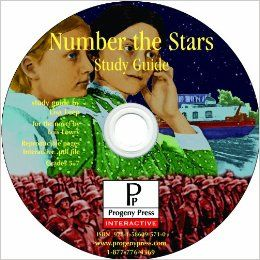 Number the Stars Study Guide CD ROM: Lisa Leep: 9781586095710: Books