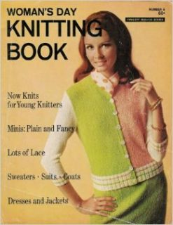 Woman's Day Knitting Book (Number 6) Larry Eisinger Books