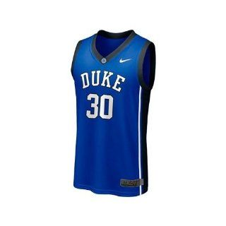 Duke Blue Devils Number 30 Kid's Replica Jersey   Royal (Kids 7) : Sports Fan Apparel : Sports & Outdoors