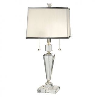 Dale Tiffany Danbrook Crystal Table Lamp