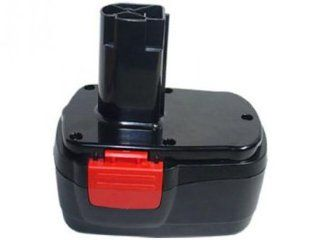 15 Cell, 14.40V, 2000mAh, Ni Cd, Replacement Power Tools Battery for Craftsman 10153, 11129, 11135, 11149, 11308, 11403, 11424, 11447, 11453, Compatible Part Numbers Craftsman 11013, Craftsman 11044, 130279002   Cordless Tool Battery Packs