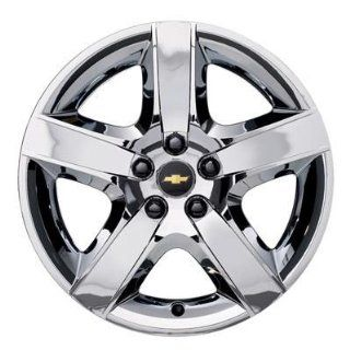 GM # 19166165 Wheel Covers   17 Inch Chrome with Chevy Bowtie Logo: Automotive