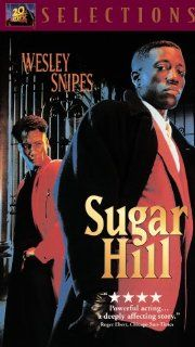 Sugar Hill [VHS]: Wesley Snipes, Michael Wright, Khandi Alexander, DeVaughn Nixon, Marquise Wilson, O.L. Duke, Clarence Williams III, Abe Vigoda, Anthony Thomas, John Pittman, Steve Harris, Michael Guess, Leon Ichaso, Armyan Bernstein, Greg Brown, Marc Abr