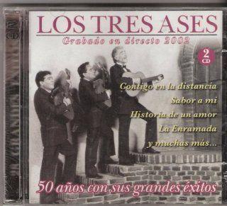 Los Tres Ases Dos Discos Con Las Mejores Cansiones: Music
