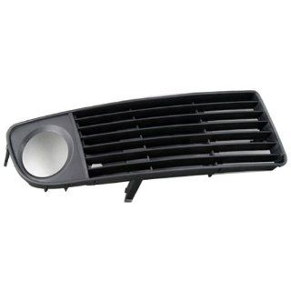 Right Front Lower Fog Light Side insert Grille Grill for Audi A6 C5 Avant Quattro 98 01 1998 1999 2000 2001 Brand New Black ABS Part Number 4B0 807 682 S01C: Automotive