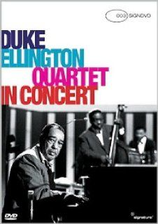 Duke Ellington Quartet   in Concert [Import anglais]: Movies & TV