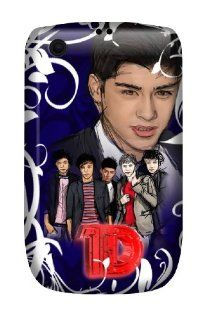 One Direction's Zayn Malik BlackBerry Curve Case (8520,8530,9300,9330): Cell Phones & Accessories