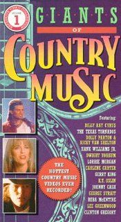Giants of Country Music, Vol. 1 [VHS]: Country Music: Movies & TV