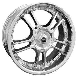 Chevrolet Monte Carlo LS, LT, LTZ TYPE R   Silver w/ Polished Lip 18x8 1995 2006: Automotive